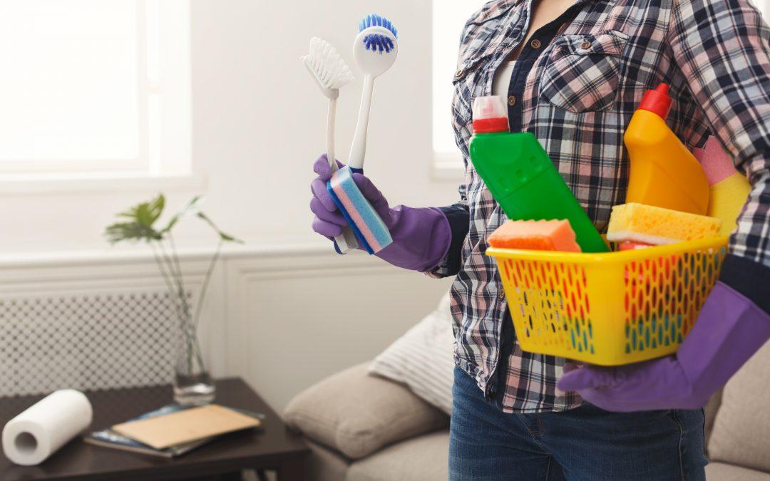 Jak ułatwić sobie sprzątanie mieszkania ?