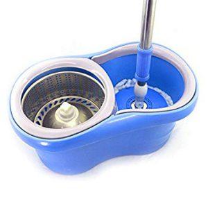 mop obrotowy niebieski